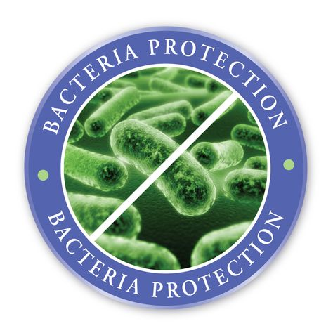 Bacteria Protection Icon