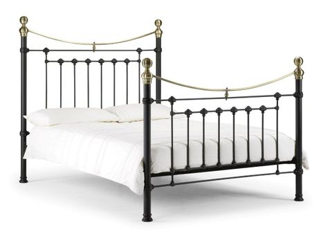 Bed E Buys Victoria Metal Bedframe