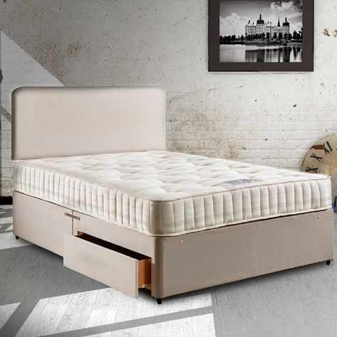 Bed E Buys Lingfield Open Coil Divan Set