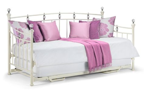 Bed E Buys Verity Metal Daybed