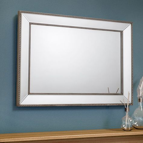 Windsor Beaded Wall Mirror