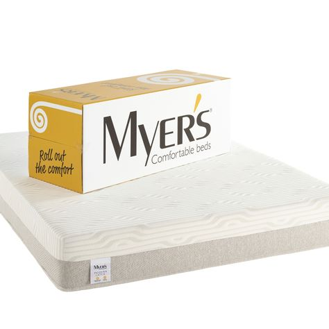 Myers Boxed Mattress