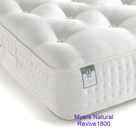 Myers Natural Revive 1800 Collection Mattress