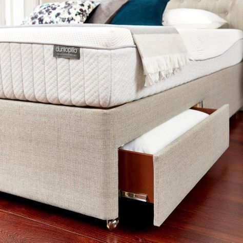 Dunlopillo Orchid Drawer Divan
