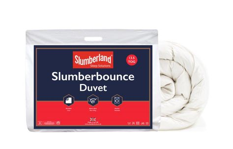 SLUMBERBOUNCE 10.5 DUVET WITH DUVET