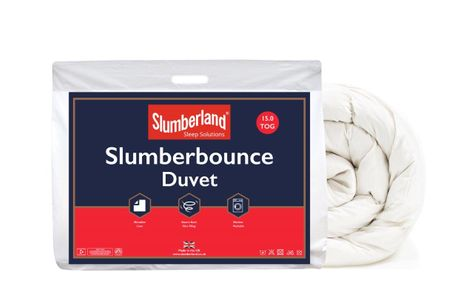 SLUMBERBOUNCE 15.0 DUVET WITH DUVET