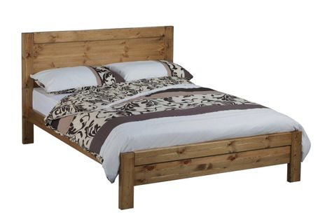 Bed E Buys Windsor Sutton Wooden Bedframe